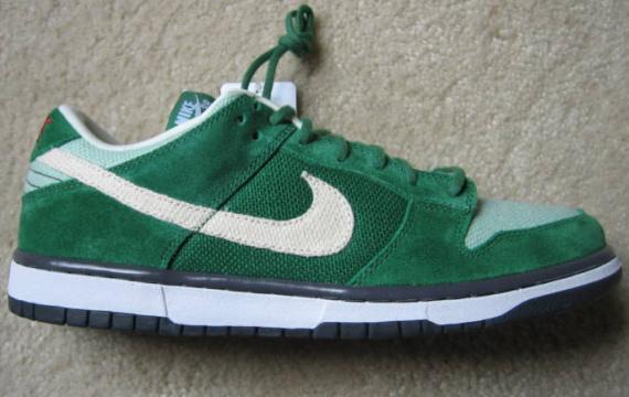 Nike Dunk SB - Spring 2010 Samples