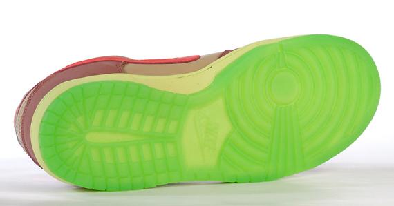 Nike Dunk SB Toxic Sea Robin Release Update