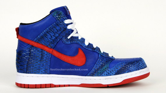 Nike Dunk High Supreme Spark - Eddie Cruz