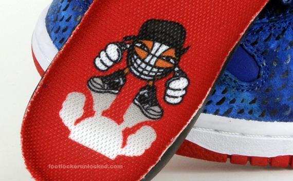 Nike Dunk High Supreme Spark - Eddie Cruz