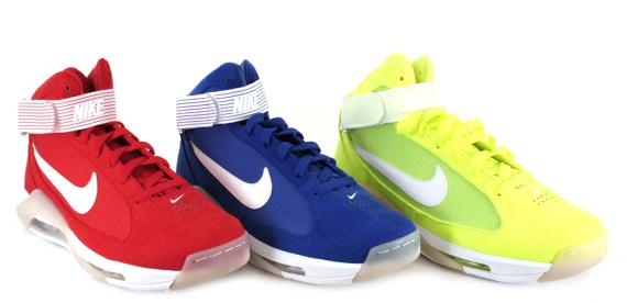 Nike Hypermax NFW (No Flywire) - U.S. Release Info