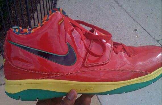 Nike KD2 (II) - Velvet Hoops