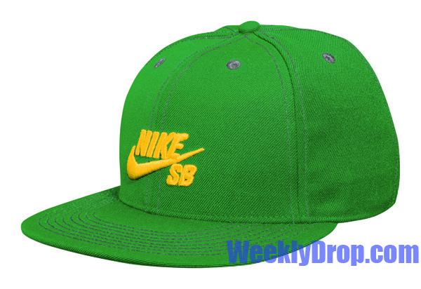 Nike SB August 2009 - Shirts, Hats, & Socks