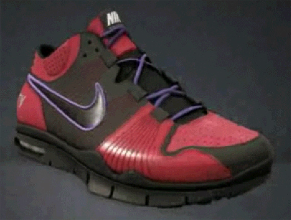 Nike iD Air Trainer 1  - Brandon Roy
