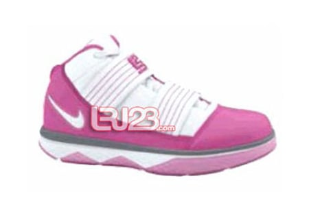 Nike Zoom Soldier III Women's - Think Pink