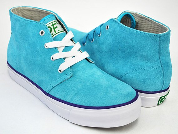 PF Flyers Windjammer Mid - Fall 2009