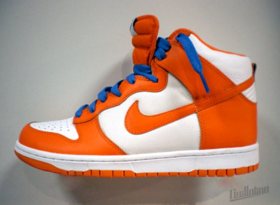 Nike Sportswear Dunks for 2010