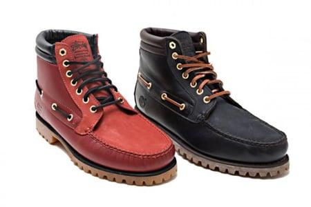 Stussy NYC x Timberland 7-Eye Chukka Boot