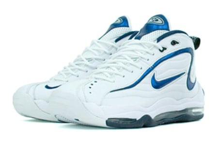 Nike Air Total Max Uptempo White/Midnight Navy
