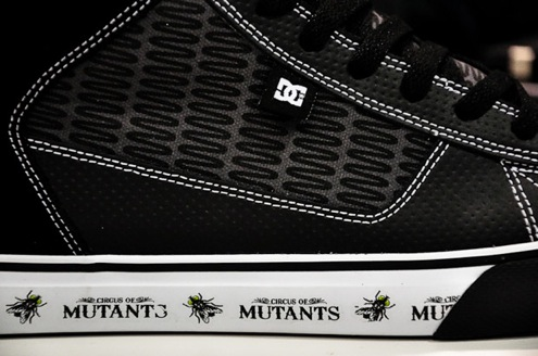 quality design b94aa 407ca Summer news regarding DC shoes included a collaboration with Ken Block. DC  Shoes has now teamed up with acclaimed sneaker customizer SBTG to result in  a ...