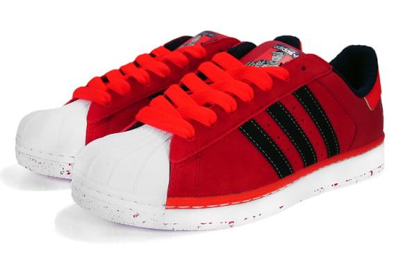 adidas Superstar II - Redman