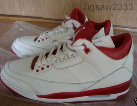 f30e14fe9ef Air Jordan III (3) - 2006 Wear Test Sample | SneakerFiles