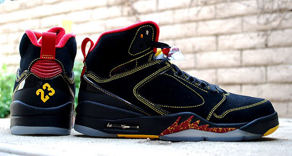 Air Jordan 60+ - Atlanta Hawks