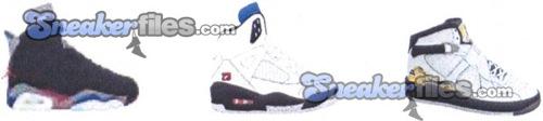 Air Jordan - April 2010 Releases