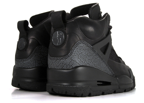 3d03c7af2e31 Air Jordan Winterized Spizike Boot - Black   Dark Cinder