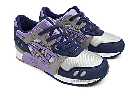 Asics Gel Lyte III - Lavender