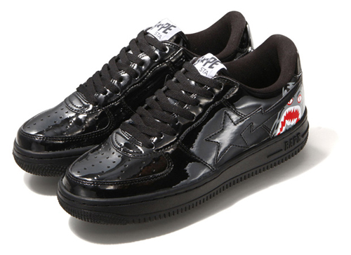 20645ebd9b04 A Bathing Ape -  Black Tiger  Bapesta