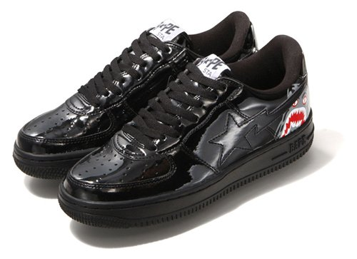 wholesale dealer cda73 594d6 bape-bathing-ape-bapesta-black-tiger