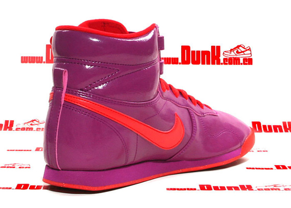 Nike Aerofit High Women's - Patent