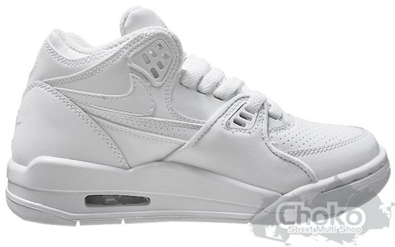 Nike Air Flight 89 GS - White