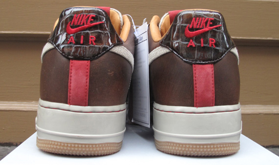 Nike Air Force 1 Bespoke - T.E.C.
