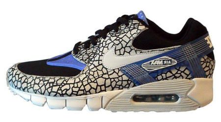 Nike Air Max 90 Current Huarache – Hufquake