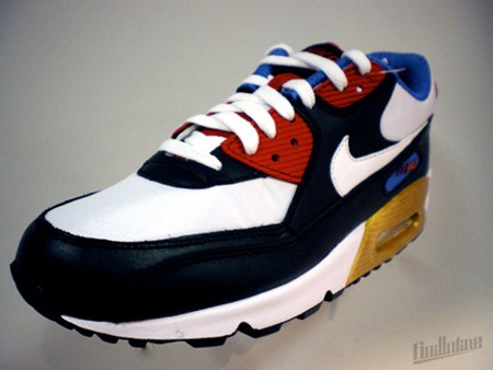 Nike Air Max 90 Premium LE - Spring 2010
