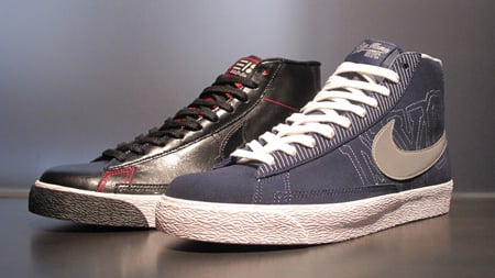 Nike Blazer High Premium - 312 Chi City & Big Homie NYC