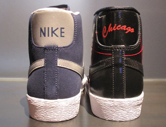 new concept 3f74a e9f5c Nike Blazer High Premium - 312 Chi City   Big Homie NYC