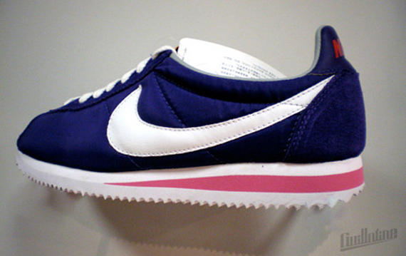 1690abd26d6e Nike Women s Cortez Nylon Sneakers saiz.co.uk