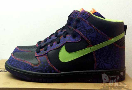 Nike Dunk High Premium - Day of the Dead Quickstrike