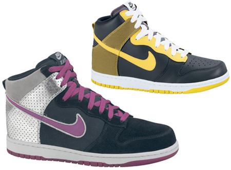 Nike Dunk Hi - Holiday 2009