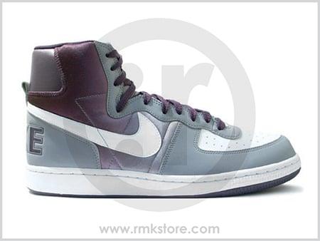 Nike Terminator High Basic - Gradient Purple