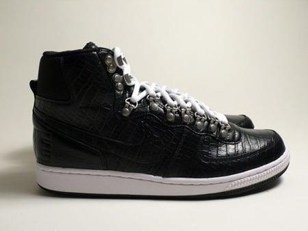 Nike Sportswear Terminator Hi ENG - Black / White