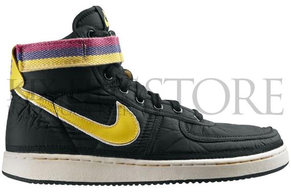 Nike Vandal High Supreme VNTG - October 2009