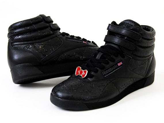 Hello Kitty x Reebok Freestyle Hi INTL-LUX Kitty