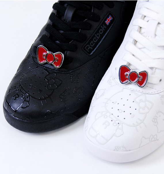 Hello Kitty x Reebok Freestyle Hi INTL-LUX Kitty