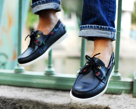 Cool Cats x Sebago Dockside - Limited Release