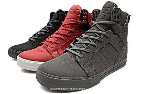 5ebccea5edf Supra Skytop - Holiday 2009 Preview | SneakerFiles