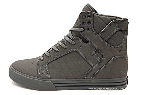 Supra Skytop - Holiday 2009 Preview