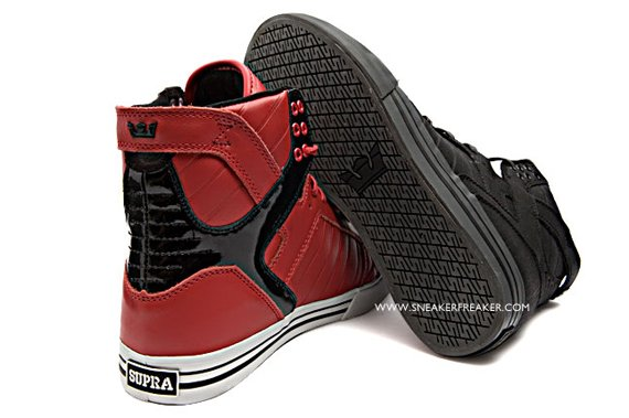 Supra Skytop - Holiday 2009 Preview  cc11d014c