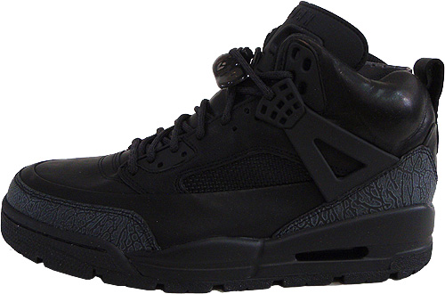 Jordan Spizike Boot black anthracite 375356-001