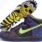 """Nike Dunk High """"Day of the Dead"""" HOH Release Renege"""