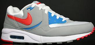 NikeAMLightGreyBlueRed1