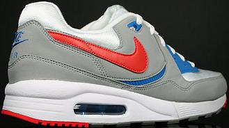 NikeAMLightGreyBlueRed2