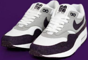 Patta x Nike Air Max 1 Premium Tier Zero Purple Denim  3bbd3e135a