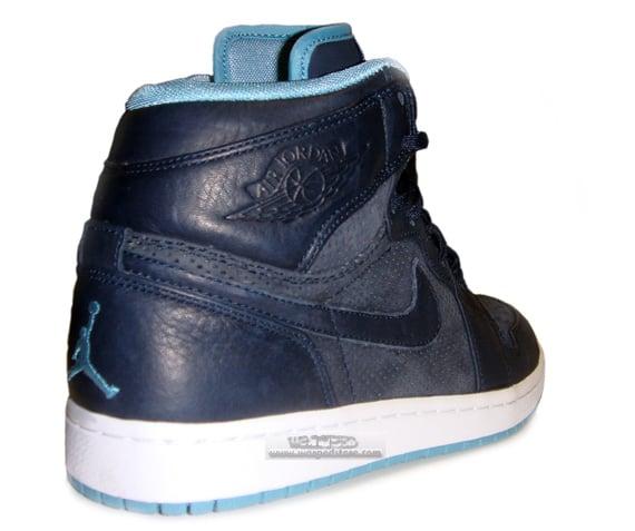 Air Jordan I (1) High Premier - Obsidian / Cerulean
