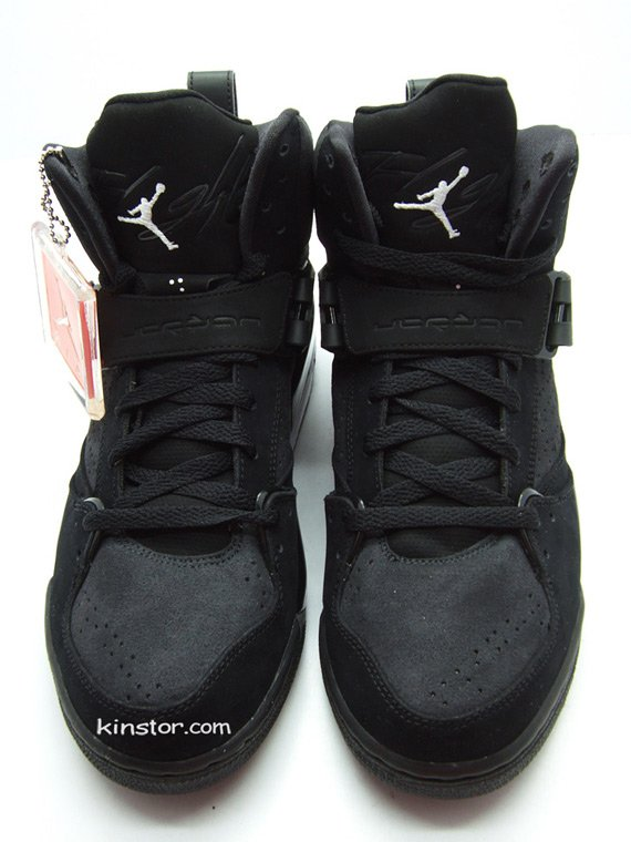 Air Jordan Flight 45 High - Black / Black