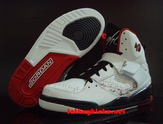 Air Jordan Flight 45 High - Double Nickel