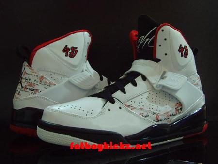 revendeur db978 9c498 Air Jordan Flight 45 High - Double Nickel | SneakerFiles